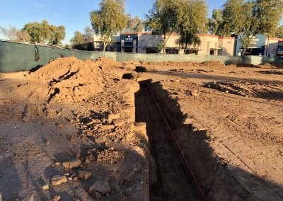 Apple Valley Footings Prep