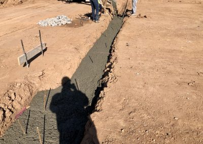 Footings Apple Valley Dental
