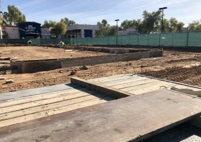 Apple Valley Stem Wall Forms