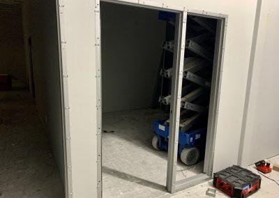 Fusion Power Door Frames