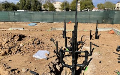 Plumbing at Apple Valley Dental & Braces (Mesa)