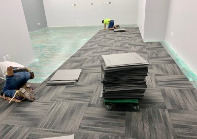 Fusion Power Flooring