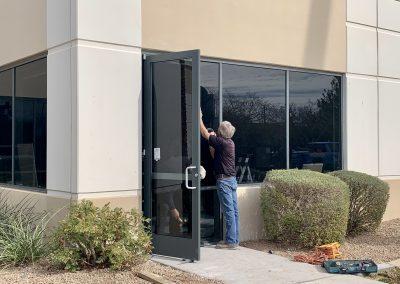 Fusion Power New Door