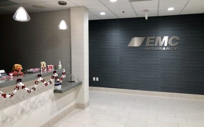 EMC Insurance Office Remodel Complete (Peoria)
