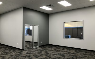 Fusion Power Office & Warehouse Remodel Complete (Chandler)