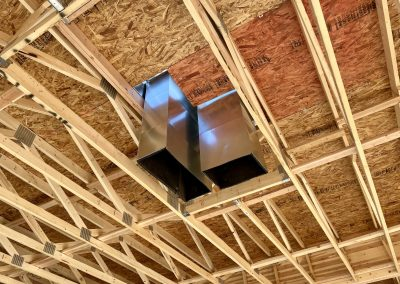 Apple Valley Dental HVAC Ductwork