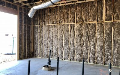 Insulation & Roof Drains Installed at Apple Valley Dental & Braces (Mesa)