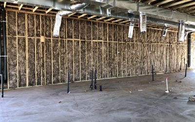 HVAC Duct Work and Insulation Installation at Apple Valley Dental & Braces (Mesa)