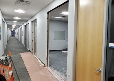 American Vision Partners Corp Office Remodel