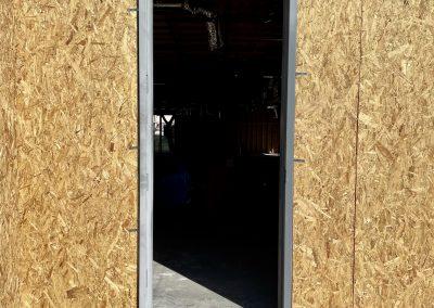 Apple Valley Dental Door Frame