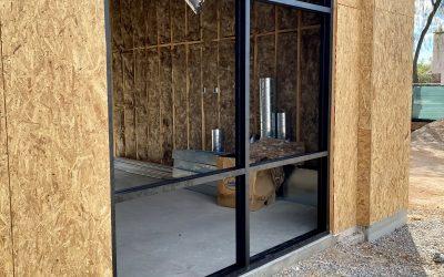 Storefront Frames, Foam Roofing & More at Apple Valley Dental & Braces (Mesa)
