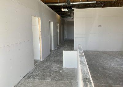 Modern Chiro Drywall