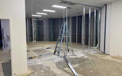 Phoenix Logistics Demolition for Production Room (Gilbert)