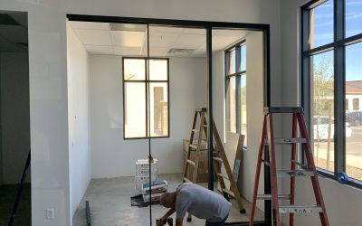 City2Shore Real Estate Office Remodel Nears Completion (Gilbert)