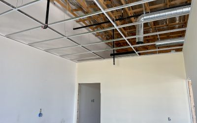 Ceiling Grid at Modern Chiropractic (Chandler)