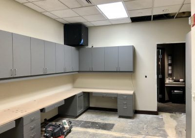 Superstition Springs Endo Cabinets