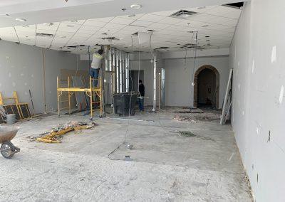 BruCo Taproom Demolition