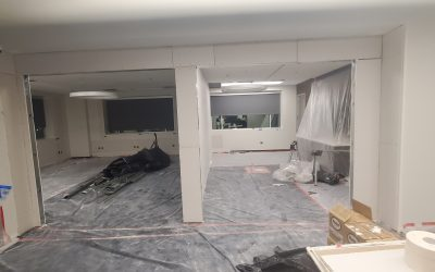 American Vision Partners IT/Optical Office Progress Update (Phoenix)