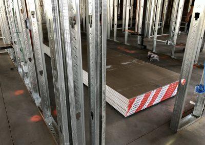 Drywall Stocked Apple Valley Dental
