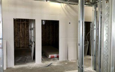 Drywall & Blocking and Backing at Apple Valley Dental & Braces (Mesa)