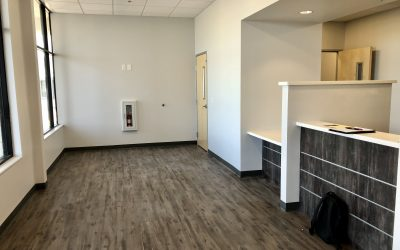 Barnet Dulaney Perkins Eye Center in Nogales is Substantially Complete