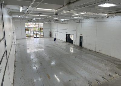 Green Light Garage Before