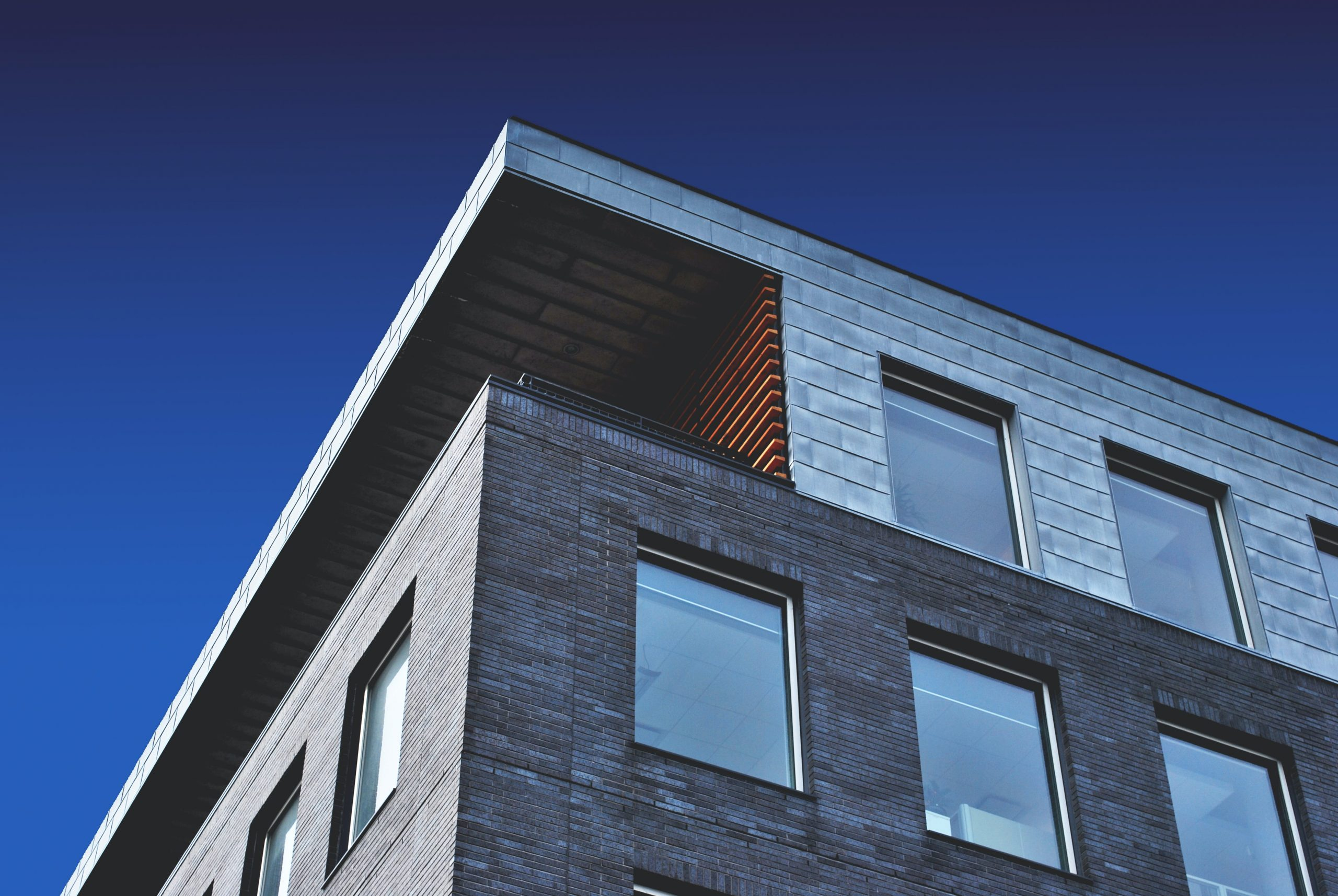 Commercial Building Windows