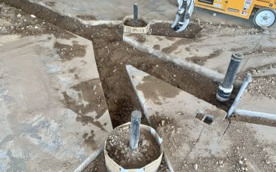 Underground Plumbing Inspection Passed at BrüCo Taproom (Queen Creek)
