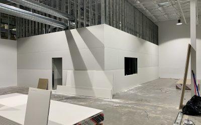 Drywall & Insulation at SkinScript (Chandler)
