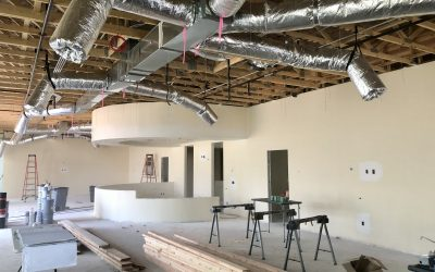 Drywall Mud, Stucco, and Interior Painting at Apple Valley Dental & Braces (Mesa)