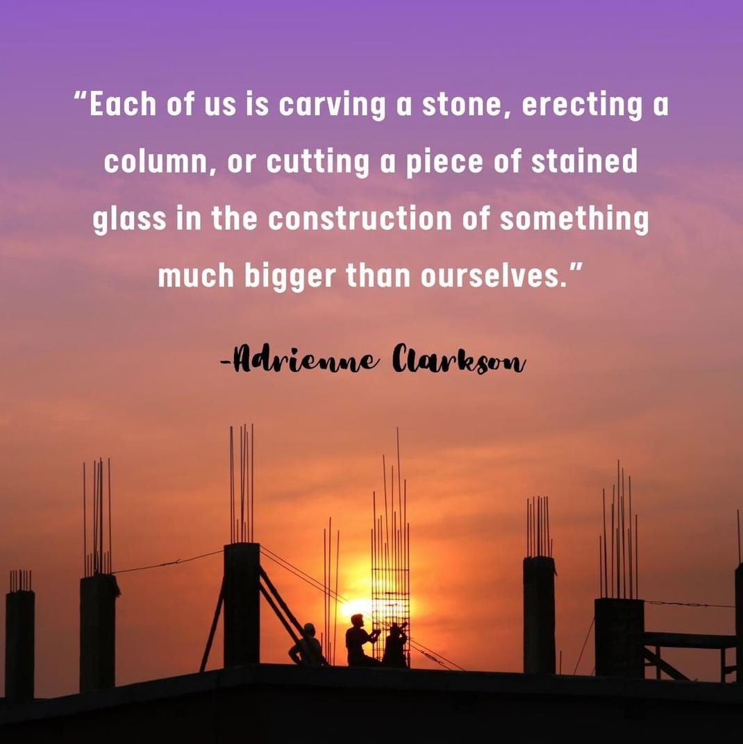 something bigger quote