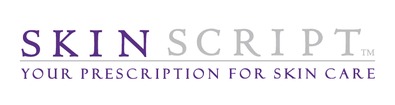Skin Script Logo