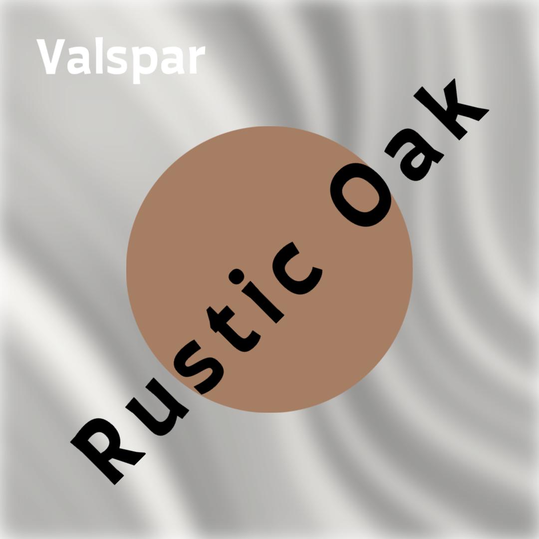 Valspar Rustic Oak