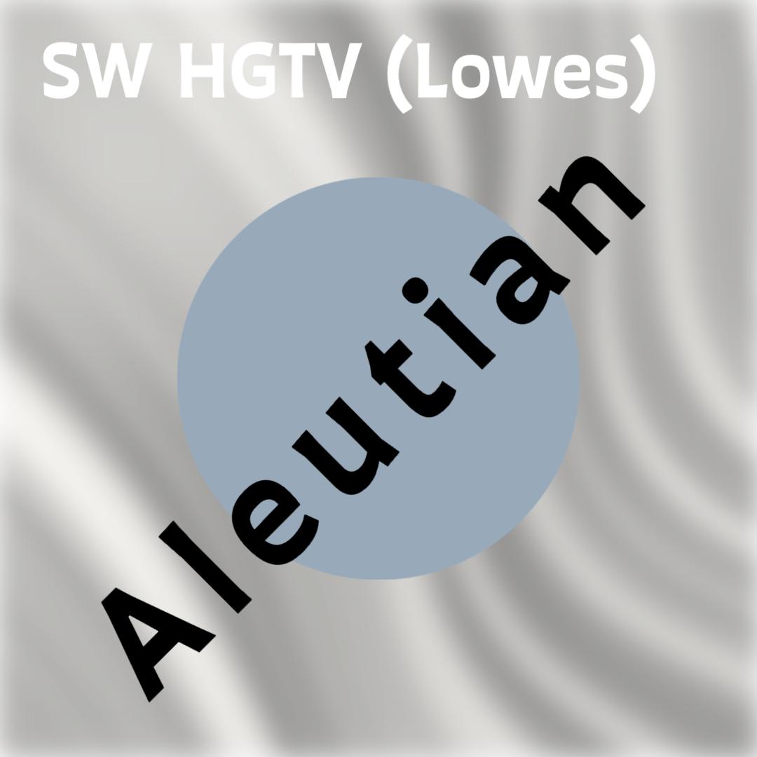 HGTV Aleutian